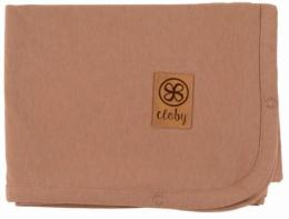 Cloby Multifunktionale Decke mit UV Schutz Coconut Brown