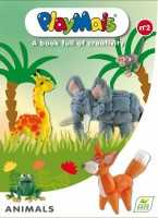 PlayMais Buch ANIMALS