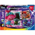 Ravensburger 3 Puzzles - DreamWorks - Trolls World Tour