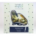 The Wild Puzzle Wooden Puzzle - Newborns